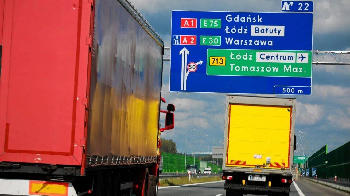 Niedługo do użytku zostanie oddany odcinek trasy A1, jednak na razie nie będą mogły po nim jeździć samochody ciężarowe.