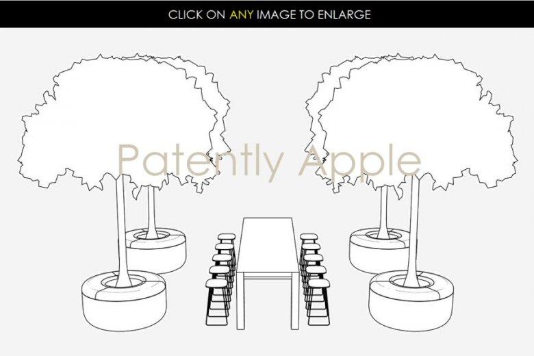 Zastrzeżony przez Apple wzór.