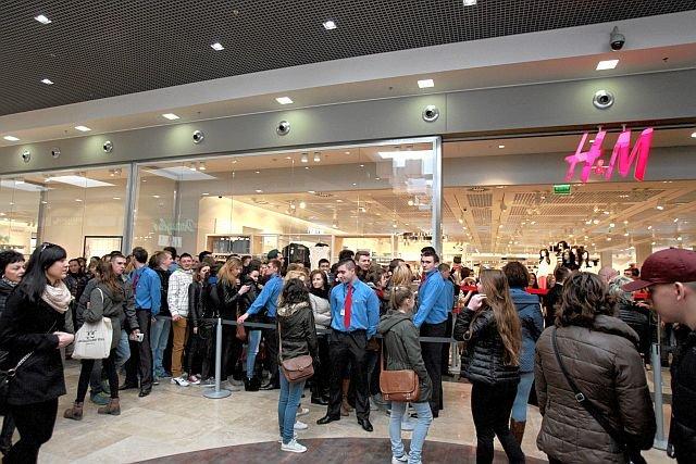 H&M otworzy odzieżowy dyskont o nazwie Afound