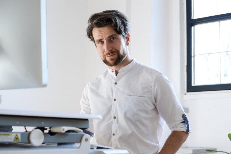 Rasowy project manager musi mieć wizję i być zdecydowany, inaczej zamienia się w biurowe popychadło - twierdzi Igor Mróz, który stoi za brandem o wiele mówiącej nazwie - Zero Bullshit Management