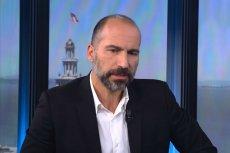 Dara Khosrowshahi zdradził, kiedy Uber wejdzie na giełdę