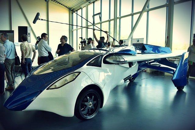 Prace nad pierwszą wersją Aeromobila trwały ponad 20 lat.