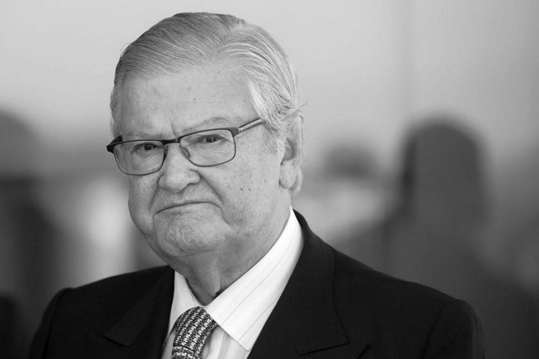 Alexandre Soares dos Santos pozostawił w spadku 10 mln euro dla biednych dzieci.