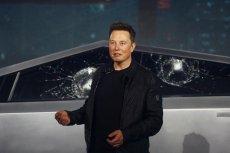 Rozbita pancerna szyba Cybertrucka nie wpłynęła na sprzedaż samochodu.