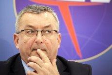 Minister Infrastruktury, Andrzej Adamczyk. Prawodopodobnie polegnie za fiasko programu Mieszkanie Plus