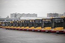 Autobusy Solaris Urbino.