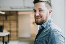 Michał Borkowski, prezes i współzałożyciel Brainly. Firma pozyskała ogromną rundę finansowania - 30 mln dol. - od koncernu Naspers. Pieniądze chce przeznaczyć na rozwój platformy i polepszenie wrażenia użytkowania. Korzysta z niej 150 mln użytkowników.