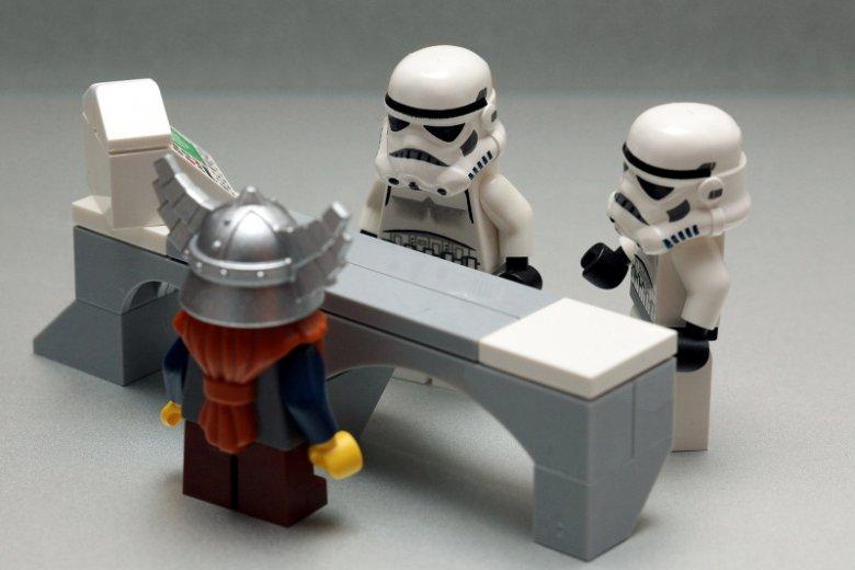 W LEGO klient ma zawsze rację.