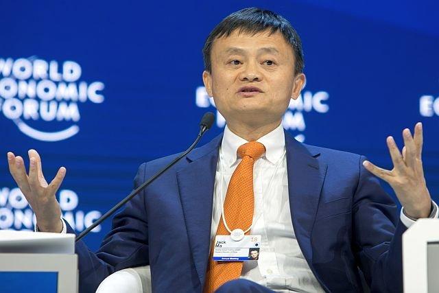 Jack Ma, szef i współzałożyciel chińskiej Alibaby, za rok odejdzie ze stanowiska