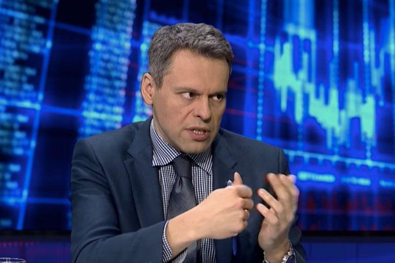 Filip Świtała wiceministrem finansów był od września 2018 r. Przyczyny jego odejścia nie są znane.