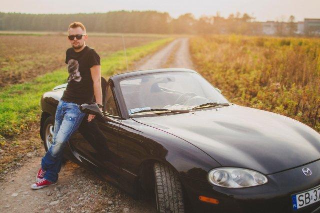 Tomasz Karwowski - łowca startupów