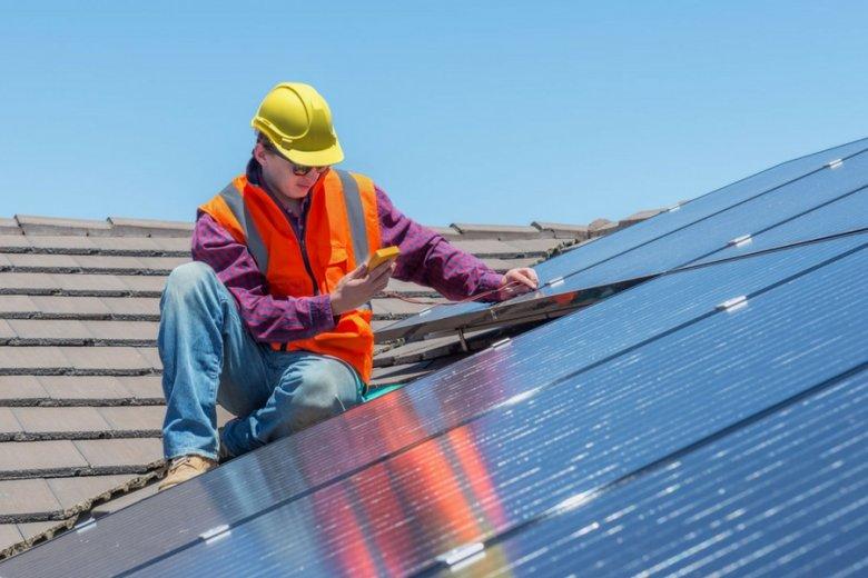 EasySolar potrafi ocenić miejsce, w którym będą instalowane panele.