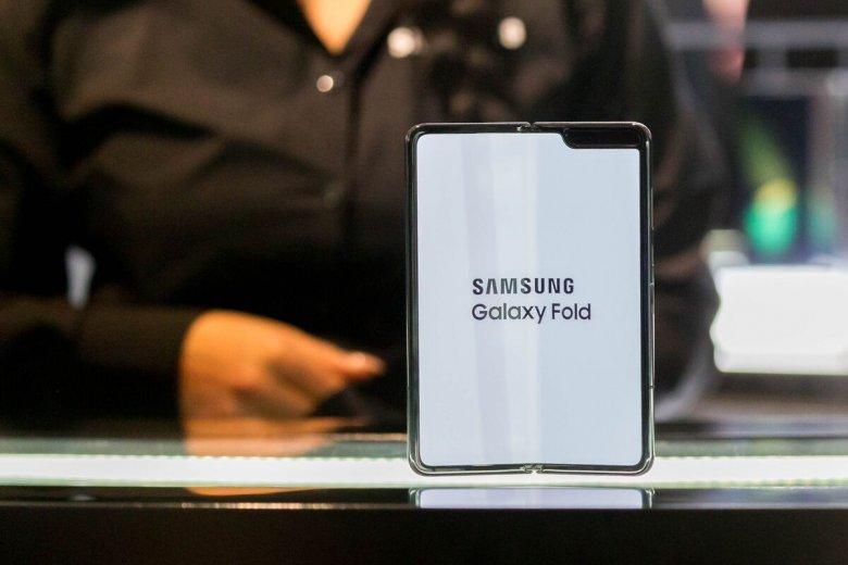 Samsung Galaxy Fold trafi do sprzedaży w Polsce 18 października.