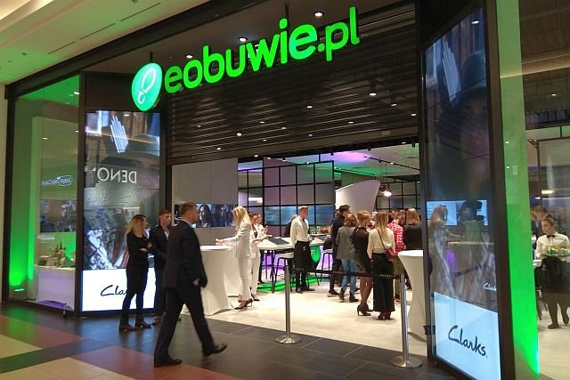 Nowy sklep marki ma 2000 metrów kw., z czego klienci widzą tylko 300 - reszta to magazyn