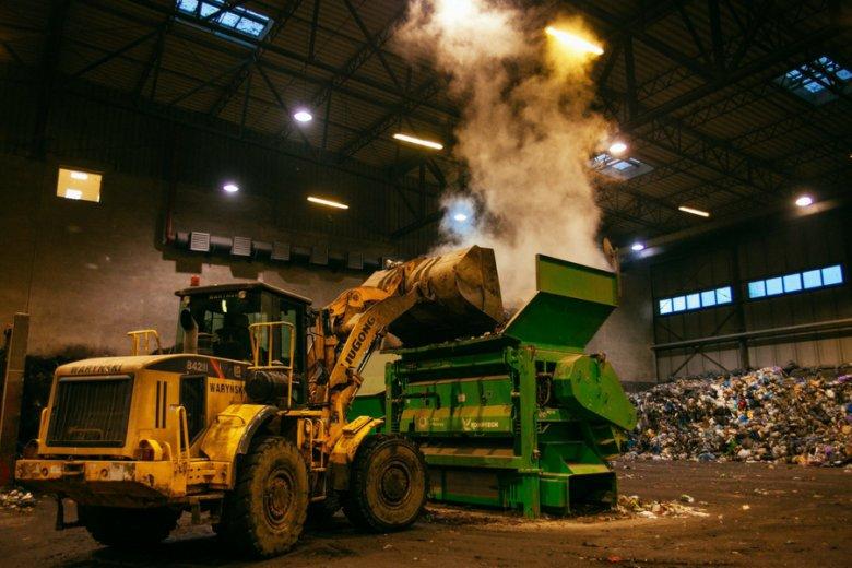 Do 2025 roku Polska będzie musiała zbierać 90 proc. wyrzuconych plastikowych odpadów.
