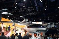 Na targach CES 2020 zaprezentowano projekt latającej taksówki, który ma powstać w wyniku współpracy Ubera i Hyundaia. Pełna wersja ma być gotowa w 2023 r.