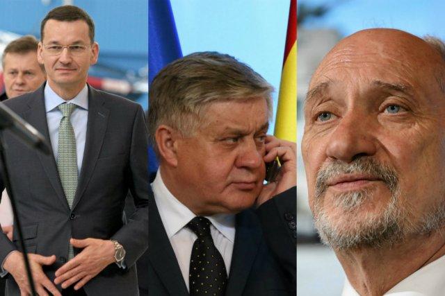 Skarb Państwa ma łącznie 433 spółek, a przypisane są one ministrom, m.in. Mateuszowi Morawieckiemu, Krzysztofowi Jurgielowi i Antoniemu Macierewiczowi.