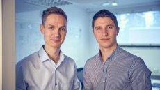 Pekka Laurila i Rafal Modrzewski założyli firmę ICEYE w 2012 roku, jeszcze jako studenci.