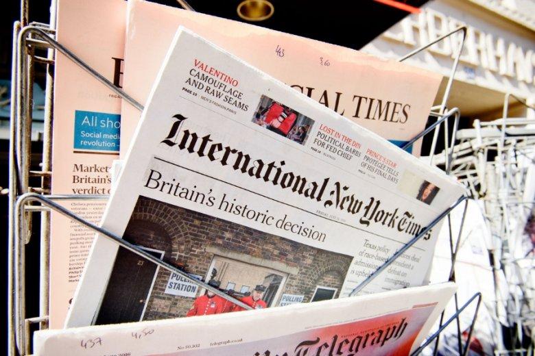 Zaufanie, jakim cieszą się tradycyjne wydawnictwa prasowe, to potencjał, na który rzadko mogą liczyć wydawcy i twórcy innych rodzajów mediów.