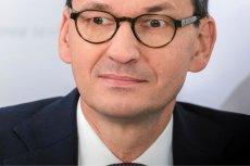 Premier Mateusz Morawiecki chciał się pochwalić nową matrycą VAT, ale zaliczył wielką wpadkę.