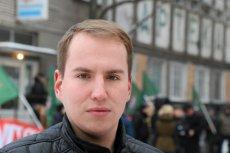 Adam Andruszkiewicz, wiceminister cyfryzacji, może pochwalić się pierwszym sukcesem.