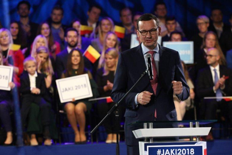 Premier Mateusz Morawiecki natychmiast po pojawieniu się taśm z kompromitującym nagraniem znalazł czas na spotkanie z Kubicą.