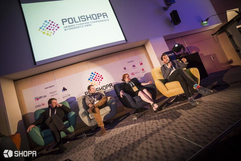 Panel dyskusyjny - Design Thinking na świecie
