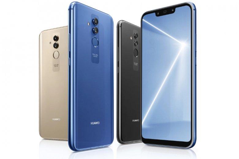 Sztuczna inteligencja ustawiająca najlepsze parametry pod selfie to wyróżnik Huawei Mate 20 lite, który w Polsce zadebiutował 10 września