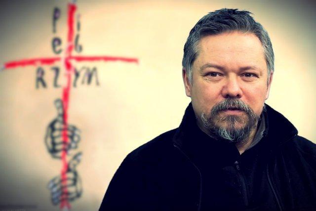 Roman Zięba pracował w korporacji. Dziś maluje bizantyjskie ikony i nie jest to działalność komercyjna