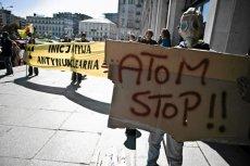 Protesty przeciwko elektrowni atomowej miały miejsce w 2011 roku