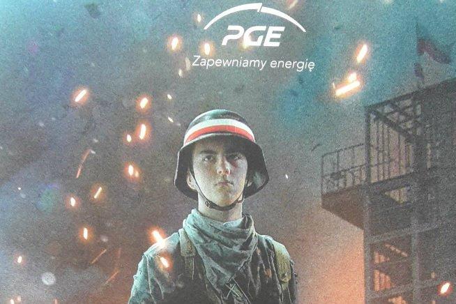 Polska Grupa Energetyczna to Mecenas Muzeum Powstania Warszawskiego. Kontrowersję wzbudziła reklama, którą przygotowała PGE