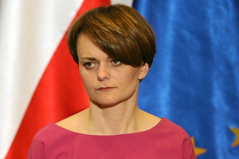 Minister przedsiębiorczości i technologii Jadwiga Emilewicz ma pomysł, by z nauczycieli zrobić urzędników.