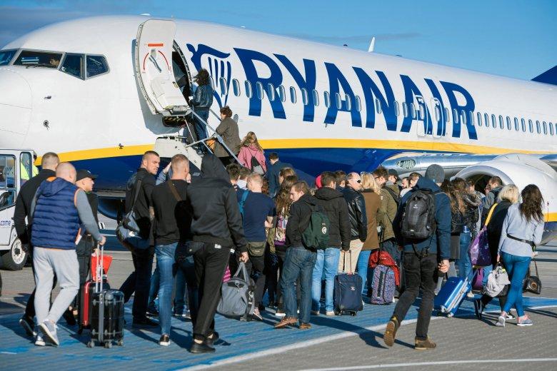 Firma stworzyła promocję, podszywając się pod Ryanair