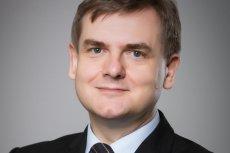 dr inż. Zygmunt Krasiński, dyrektor Krajowego Punktu Kontaktowego do Programu Ramowego Horyzont 2020