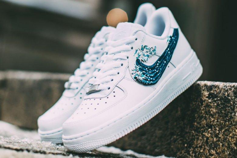 Customy butów, customy na zamówienie (na zdj. nike air force ale nie tylko)
