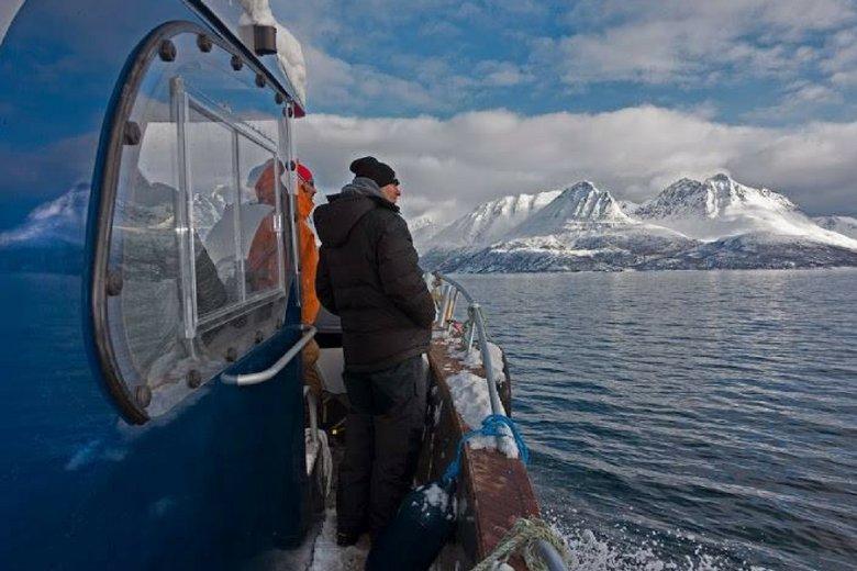 Wyspa Uloya leży na krańcach Norwegii, z ośrodka Polaków do najbliższego urzędu jedzie się dobre trzy godziny.