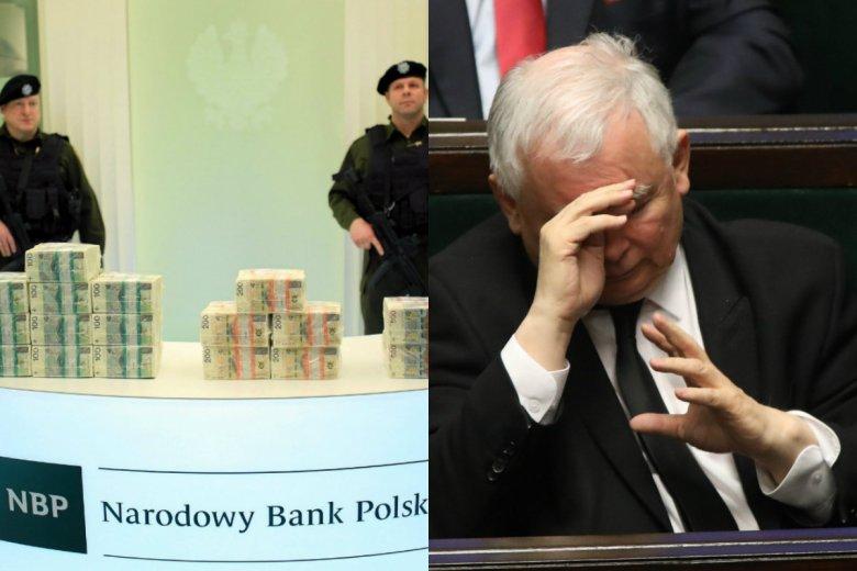 Narodowy Bank Polski ma w swoich szeregach coraz więcej ludzi związanych z PiS. Jednym z nich jest Piotr Głowacki