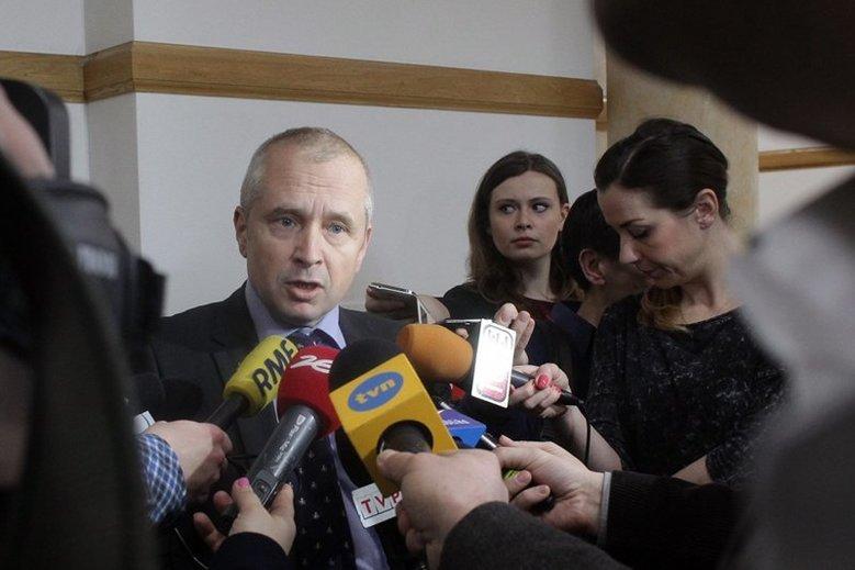 Mec. Dubois przyznał, że austriacki biznesmen nie zapłacił podatku VAT od słynnej faktury
