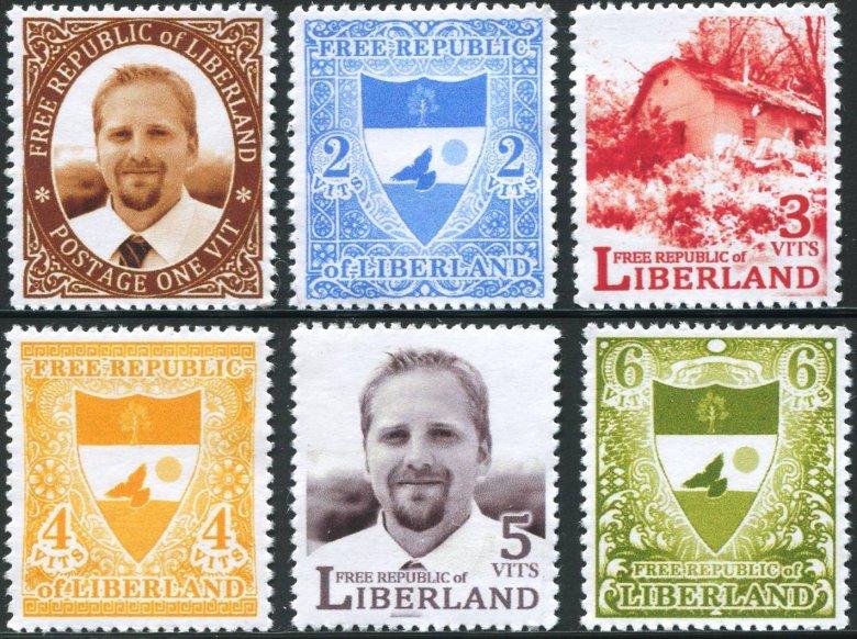 Masz swój kraj, masz i swoje znaczki pocztowe. I walutę. Od niedawna Vit ma również ziemię, na której może rozwijać Liberland