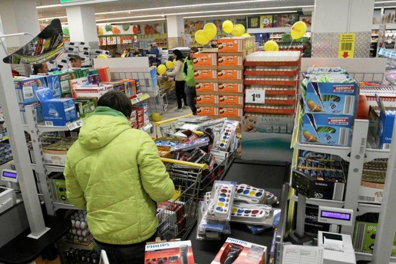 W poprzedni weekend sklepy Biedronka odwiedziło ponad 5 mln klientów.