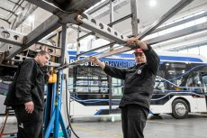 Paliwo wodorowe może być sprzedawane w Polsce na stacjach już w przyszłym roku. Jeśli powstaną odpowiednie przepisy.