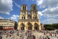 Na odbudowę katedry Notre Dame w Paryżu zebrano już ponad miliard euro.