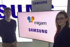 Samsung i Migam nawiążali współpracę, która pozwoli rozszerzyć dostęp do nowoczesnych technologii cyfrowych osobom niepełnosprawnym
