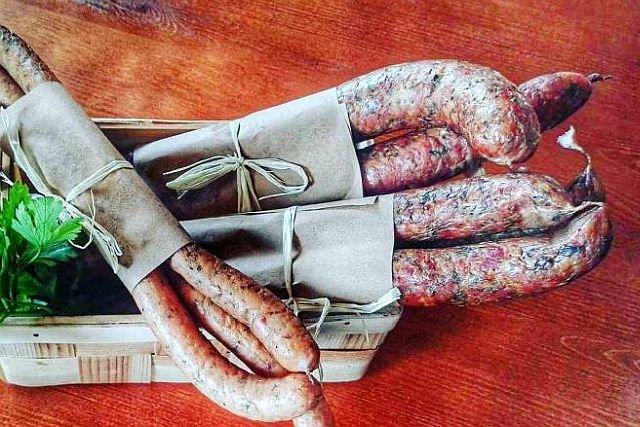 Kiełbasa i kabanosy ze ślimaka - będą rynkowym hitem?