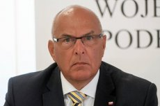 Minister finansów Tadeusz Kościński zaledwie pół roku po objęciu urzędu stara się już o nową pracę.