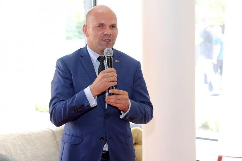 Wiceprezes Zarządu Bohdan Szułczyński