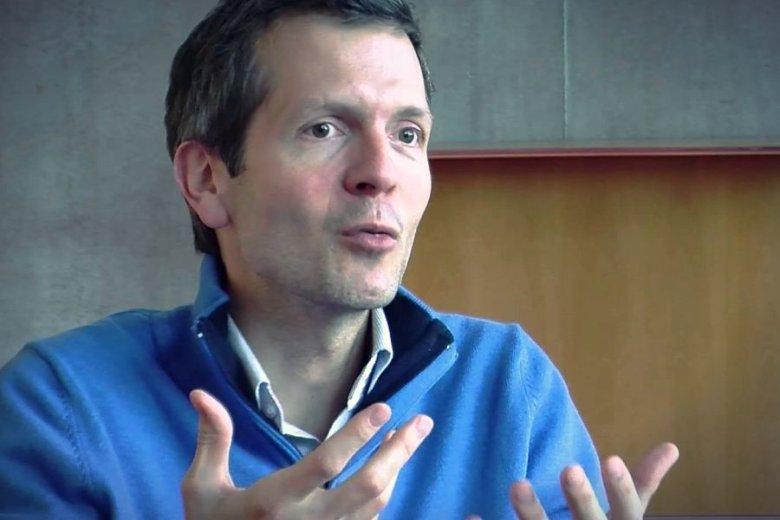 Federick Laloux - ojciec koncepcji turkusowej organizacji.