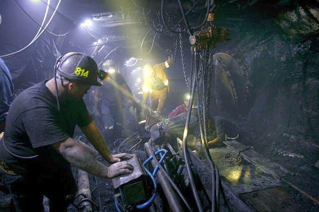 Górnicy nie rozumieją, dlaczego z efektów ich pracy miałaby korzystać cementownia albo Polimex-Mostostal