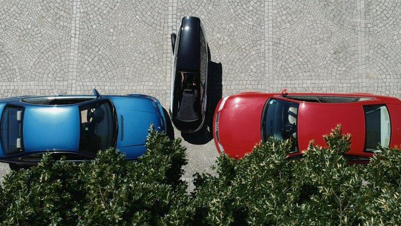 Triggo jest zgrabny niemal jak motocykl. Ułatwi to m.in. parkowanie na mieście.
