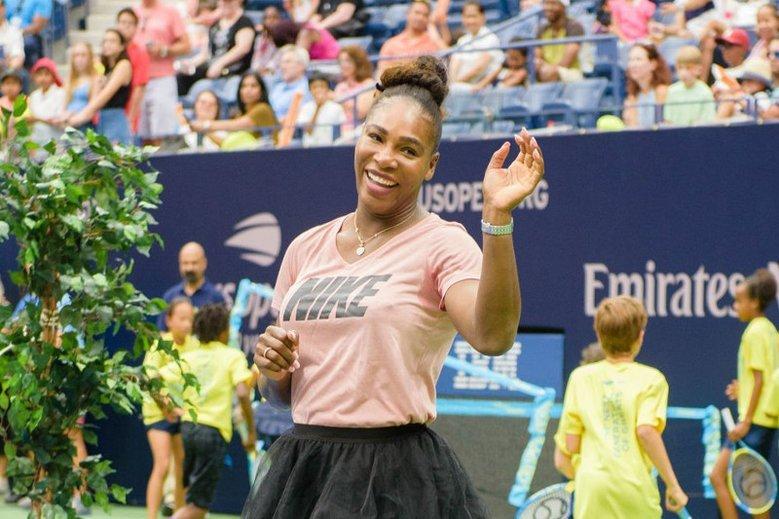 W setce najlepiej zarabiających sportowców znajduje się tylko jednak kobieta - Serena Williams